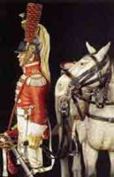 MFTC - Dismounted French Cuirassier Trumpeter